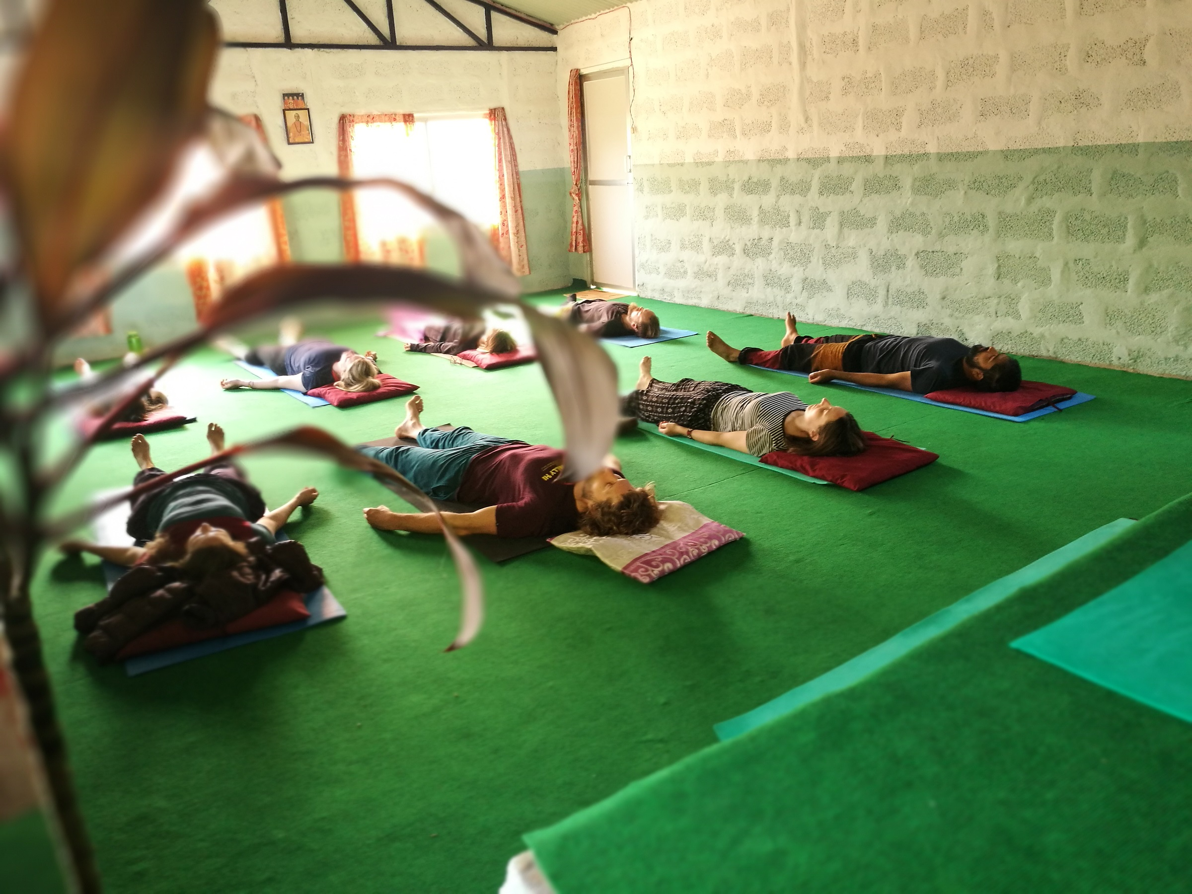 Intensive Yoga Retreat with Focus on Chakras