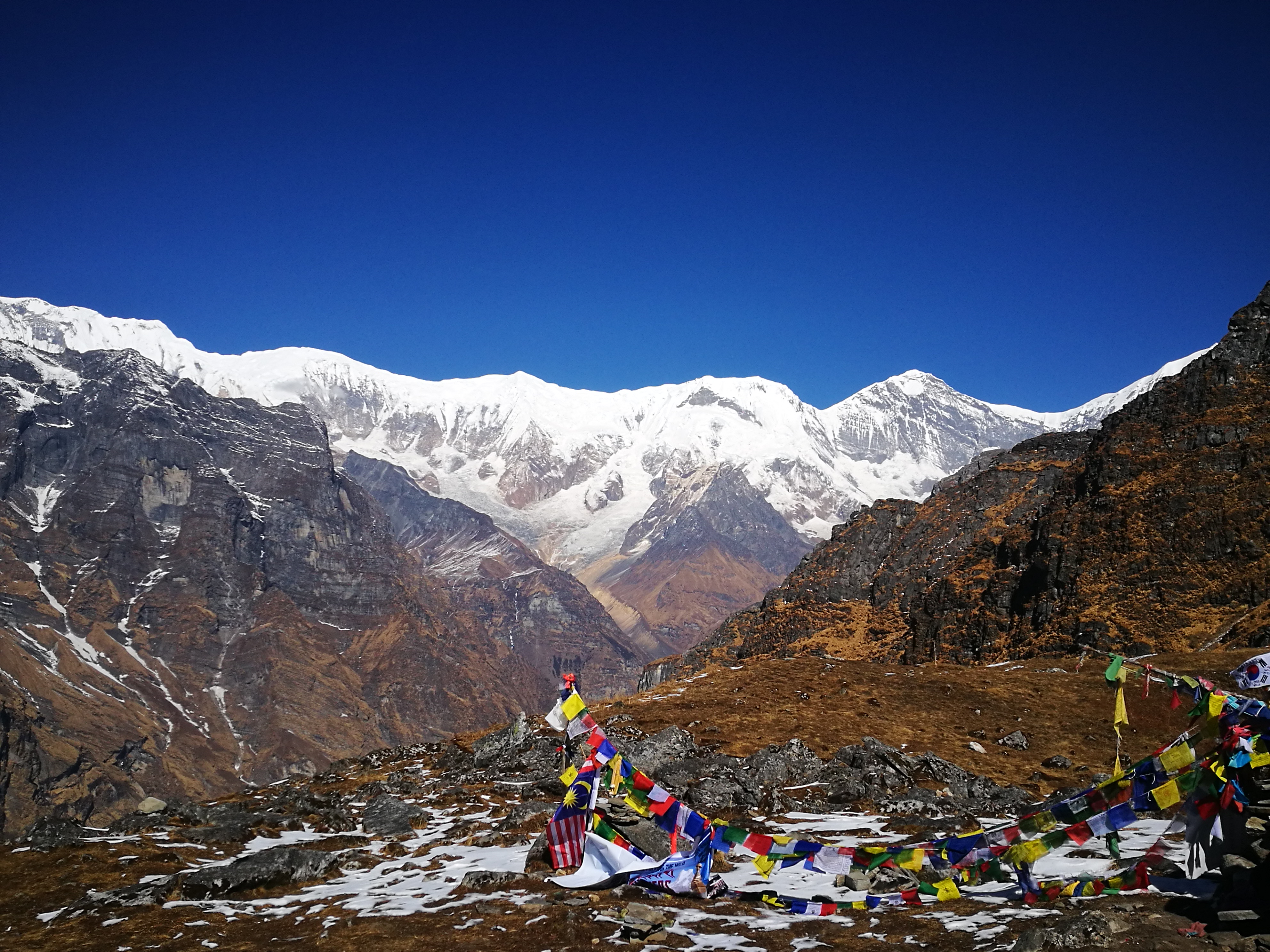 Yoga Trekking to Annapurna Base Camp